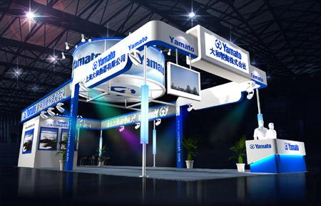 上海展会设计|展览展示设计公司